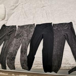 aritzia bundle leggings